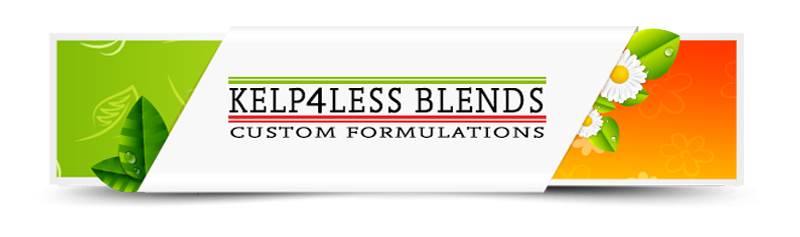 Kelp4less Blends