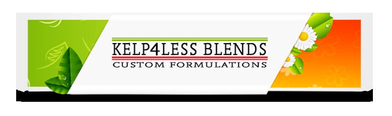 Kelp4less Blends