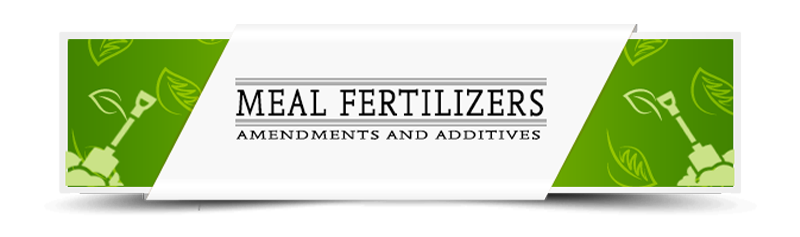 Meal Fertilizers
