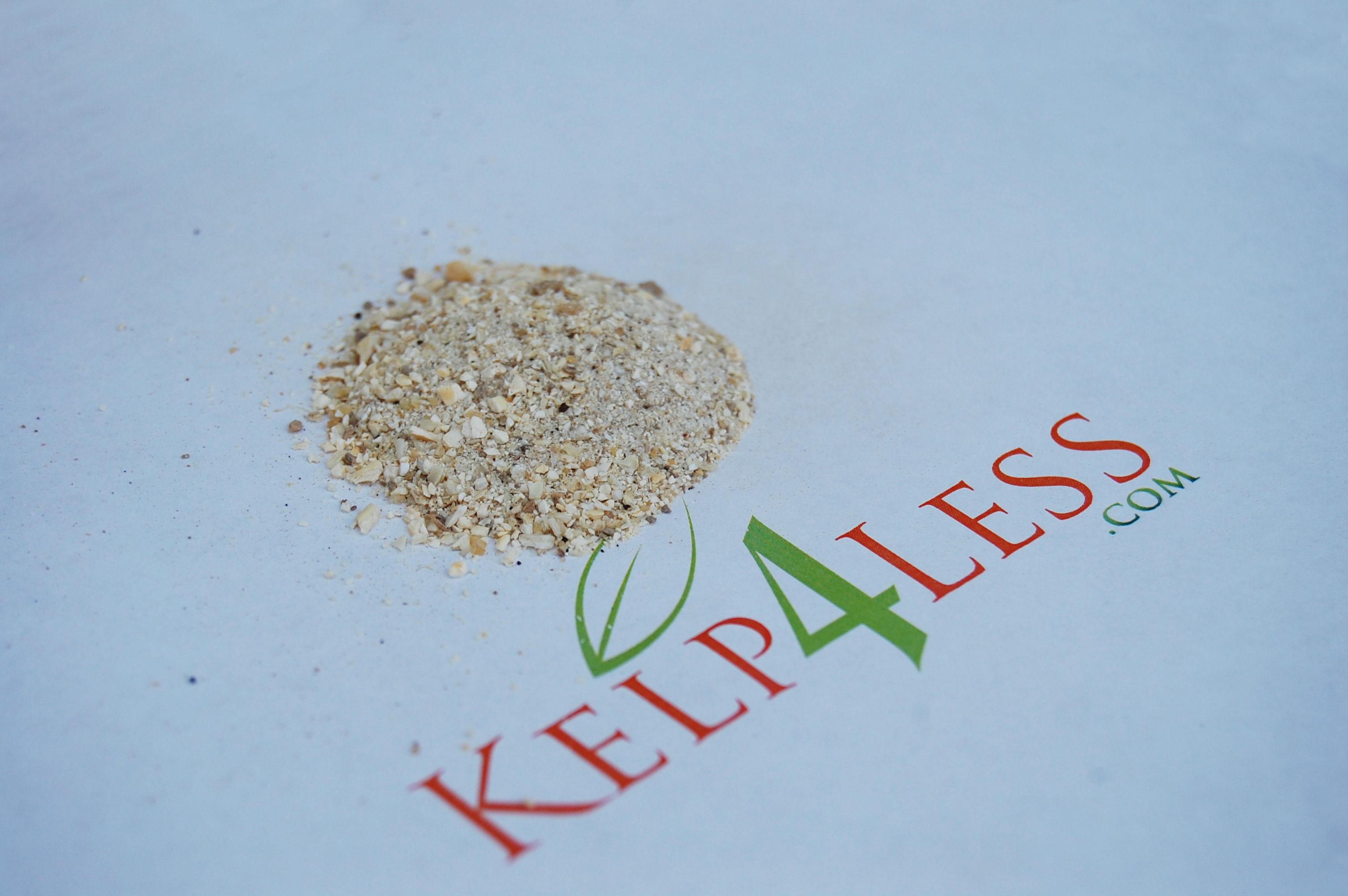 Fish bone meal kelp4less for Fish meal fertilizer