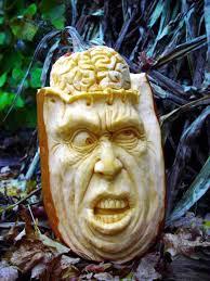 Pumpkins on the brain . . .