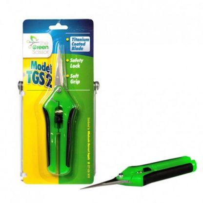 The Green Scissors
