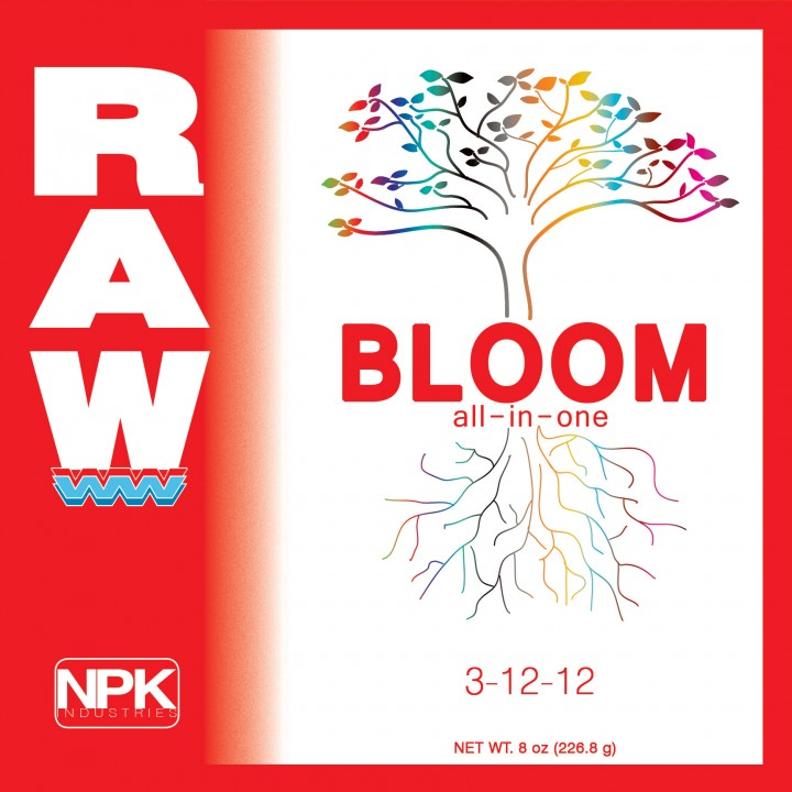 Raw Bloom Front