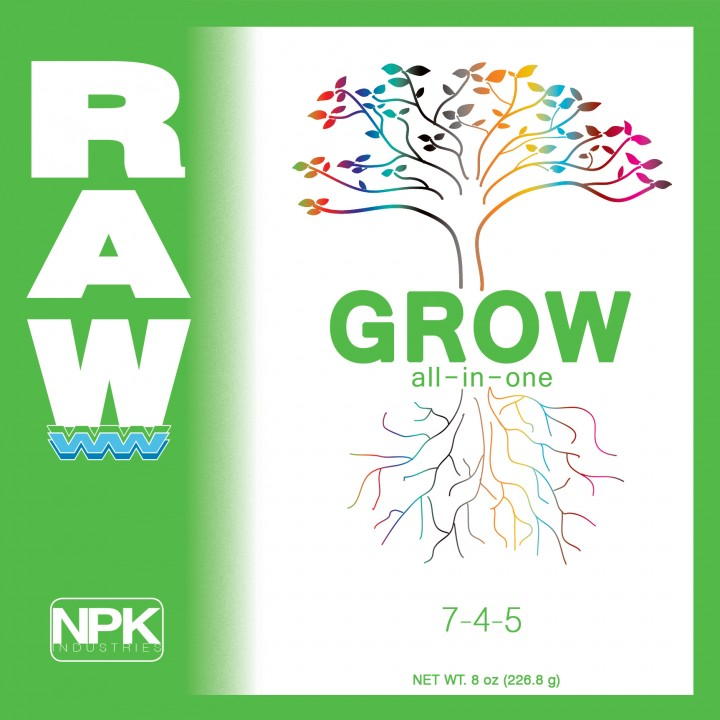Raw Grow Front