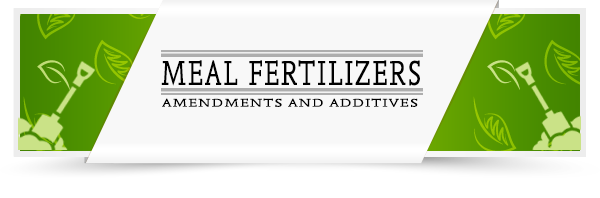 Meal Fertilizer Category Layout