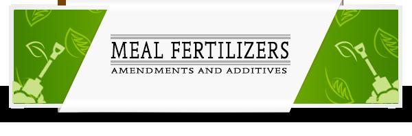 Meal Fertilizer Category Layout