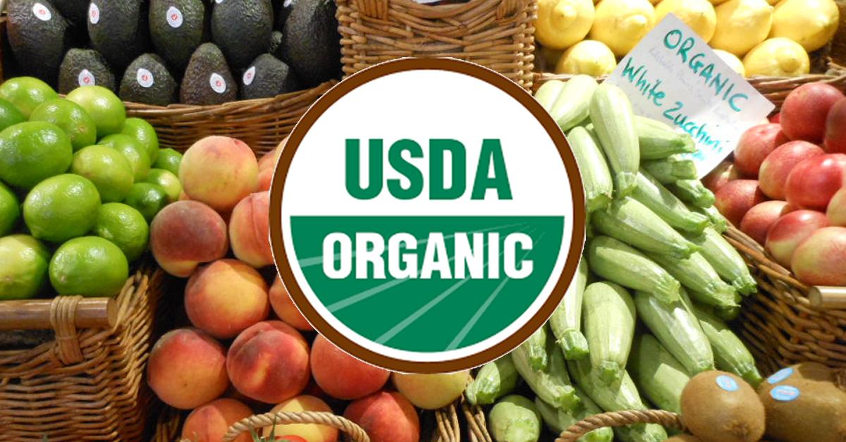 USDA-organicVeggies