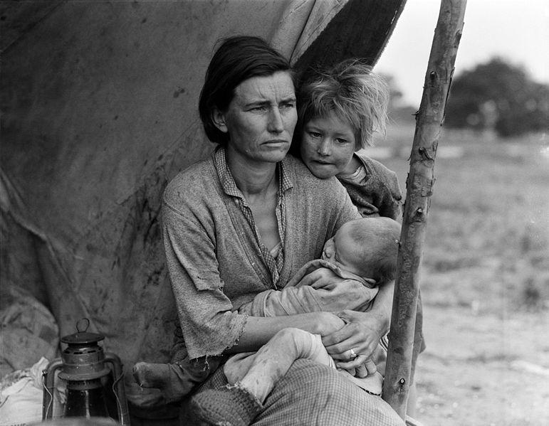 771px-Migrant_Mother,_alternative_version_(LOC_fsa_8b29523)