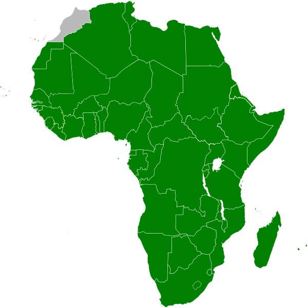 Afrique-green