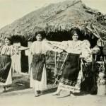 Romanian Peasants circa 1921
