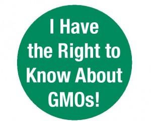 GMO-Sticker