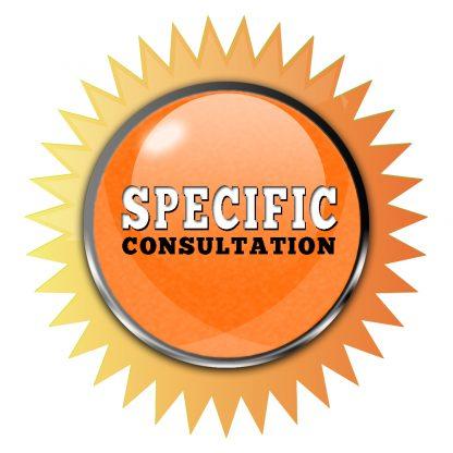 Specific Consultation