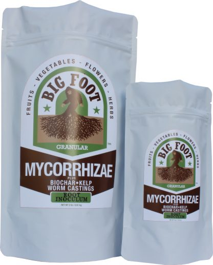 Big Foot Granular Mycorrhizae