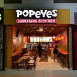 Popeyes Louisiana Kitchen Gets Swallowed