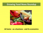 Growing Food News Round Up