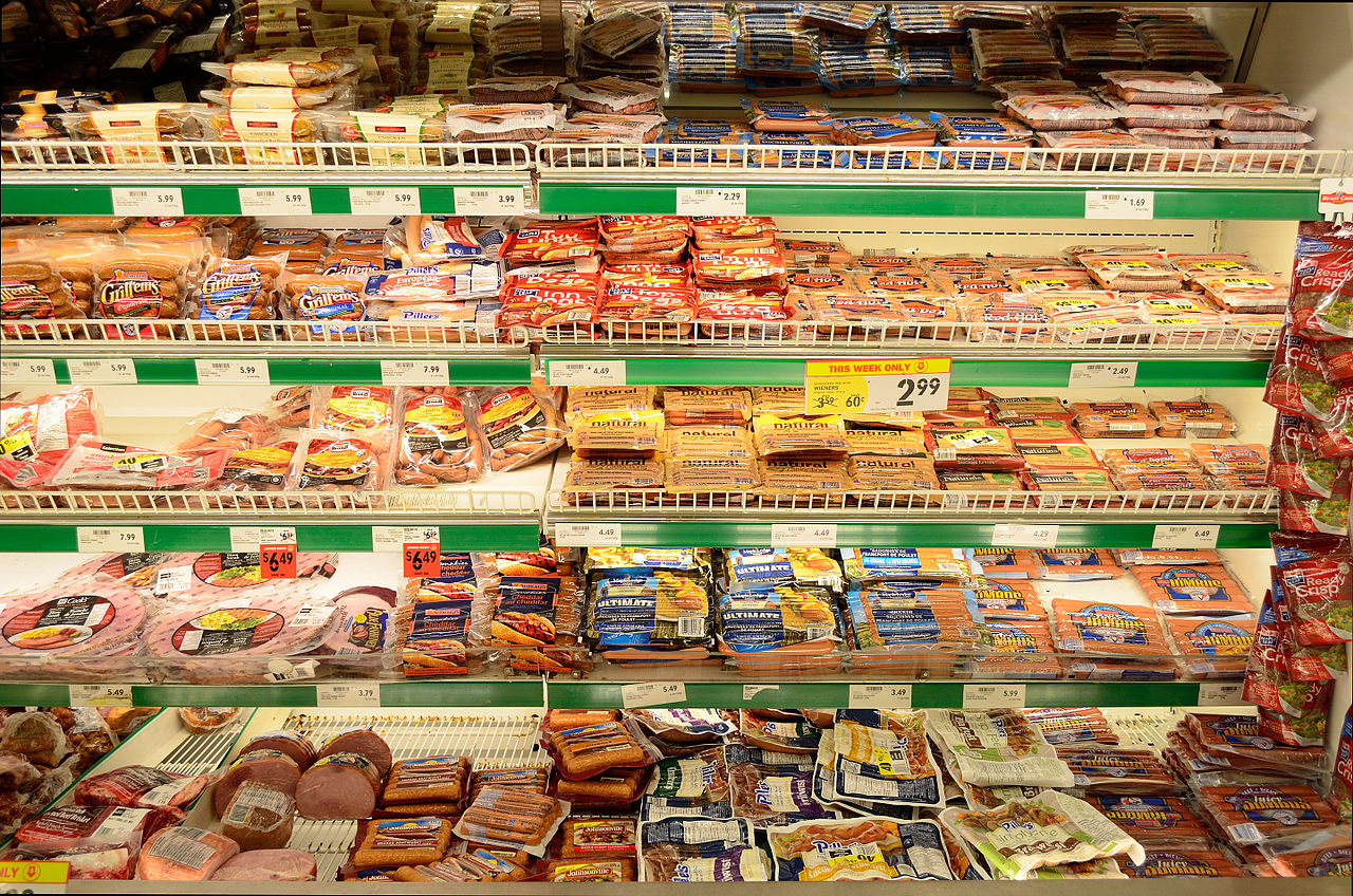 SelectionOfProcessedMeats