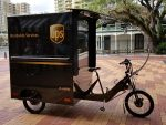 United Parcel Service – Expands Electric Trike Service