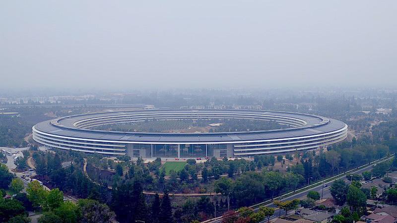 apple new head office. Positive Future #66 (Feature Photo \u2013 Apple New Corporate Headquarters CCA  SA 4.0 International) Apple New Head Office